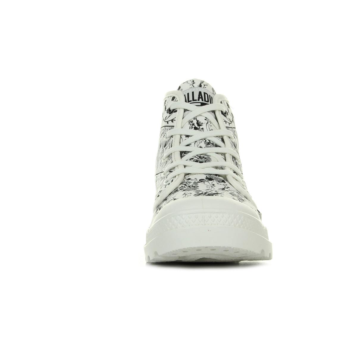 Boots Palladium Pampa Hi Ethnic Black- Starwhite iH6Wy8W