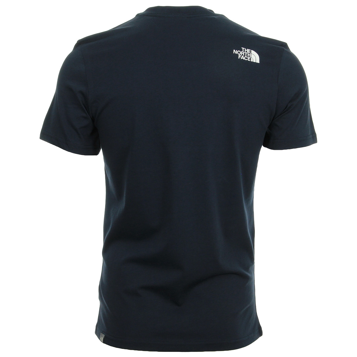 The North Face Easy Tee Navy T92TX3M6S, T-Shirts homme
