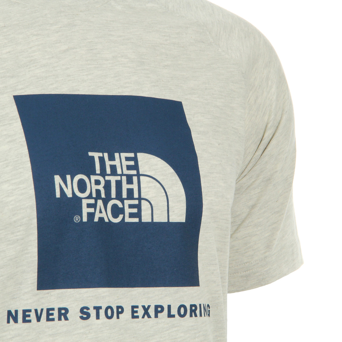 The North Face Rag Reg Red Box Te T93BQOCEJ, T-Shirts homme