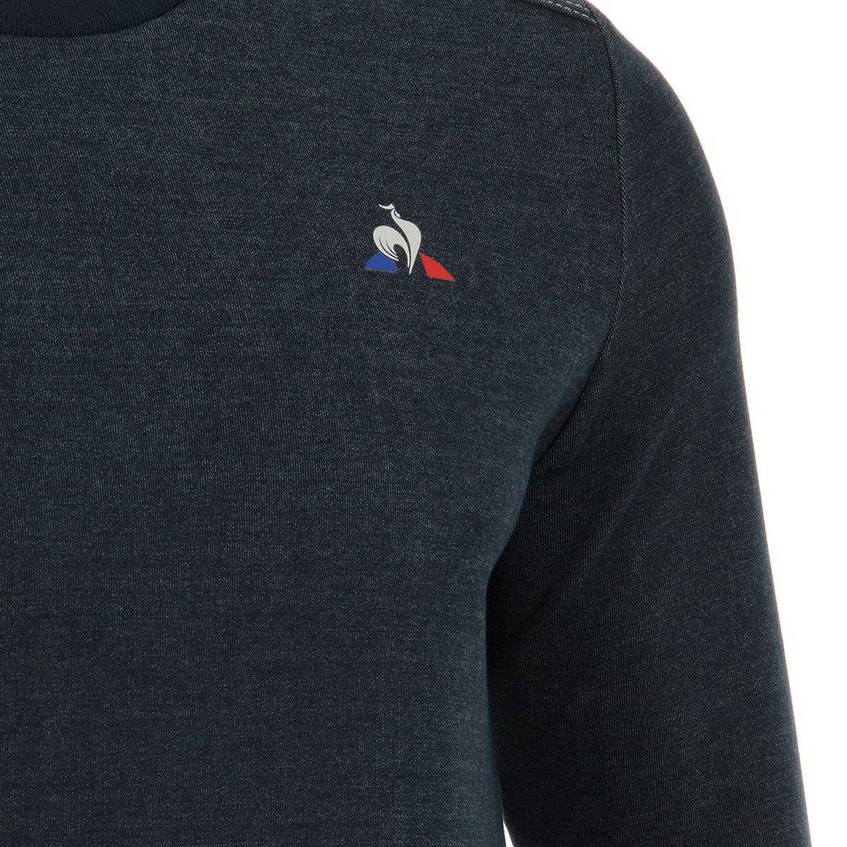 Vêtement Sweats Le Coq Sportif homme Tri Crew Sweat taille Bleu ... 60d520263df