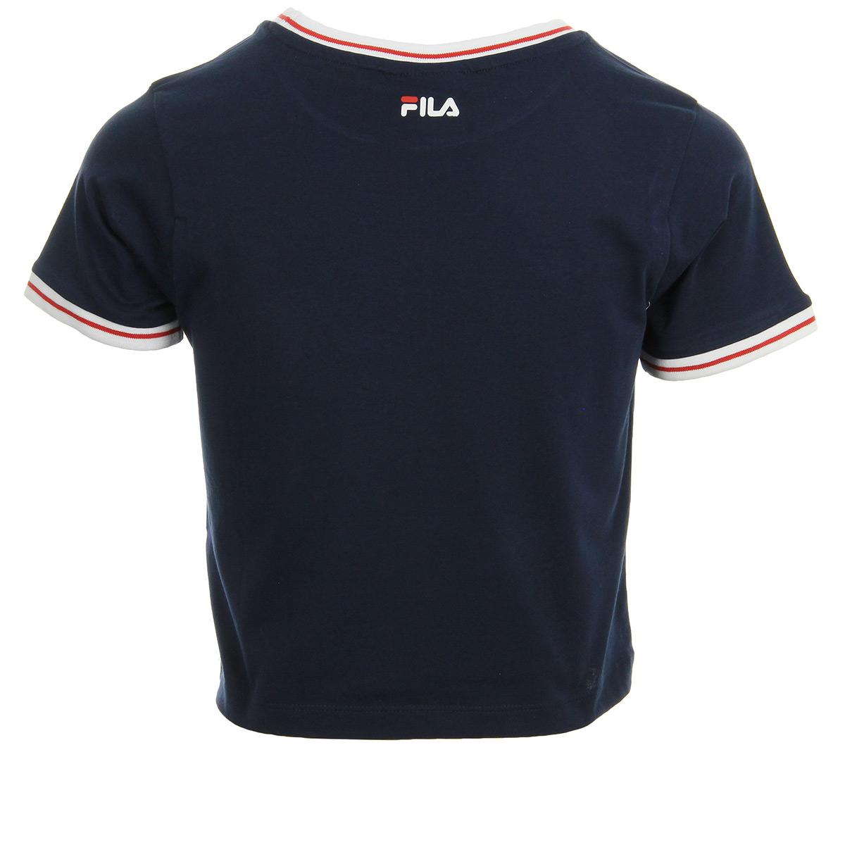 Fila Ashley Cropped Tee W 682101003, T-Shirts femme