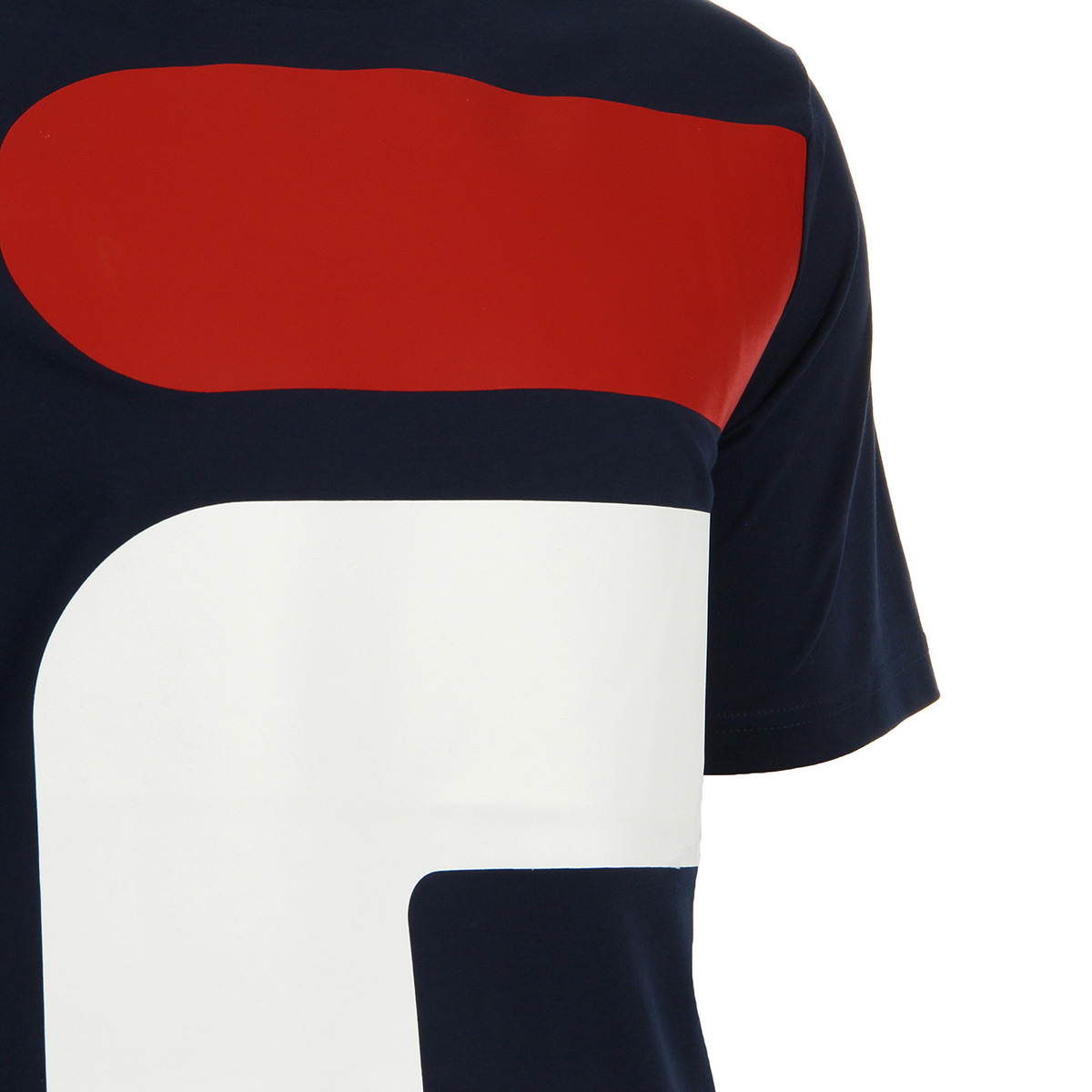 Fila Carter Tee Peacoat 681844003, T-Shirts homme