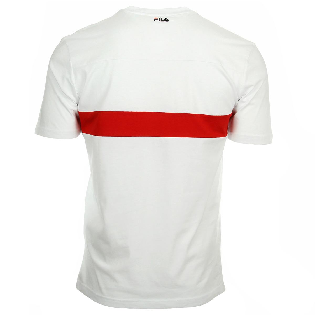 Fila Aaron Tee SS Men 682181M67, T-Shirts homme