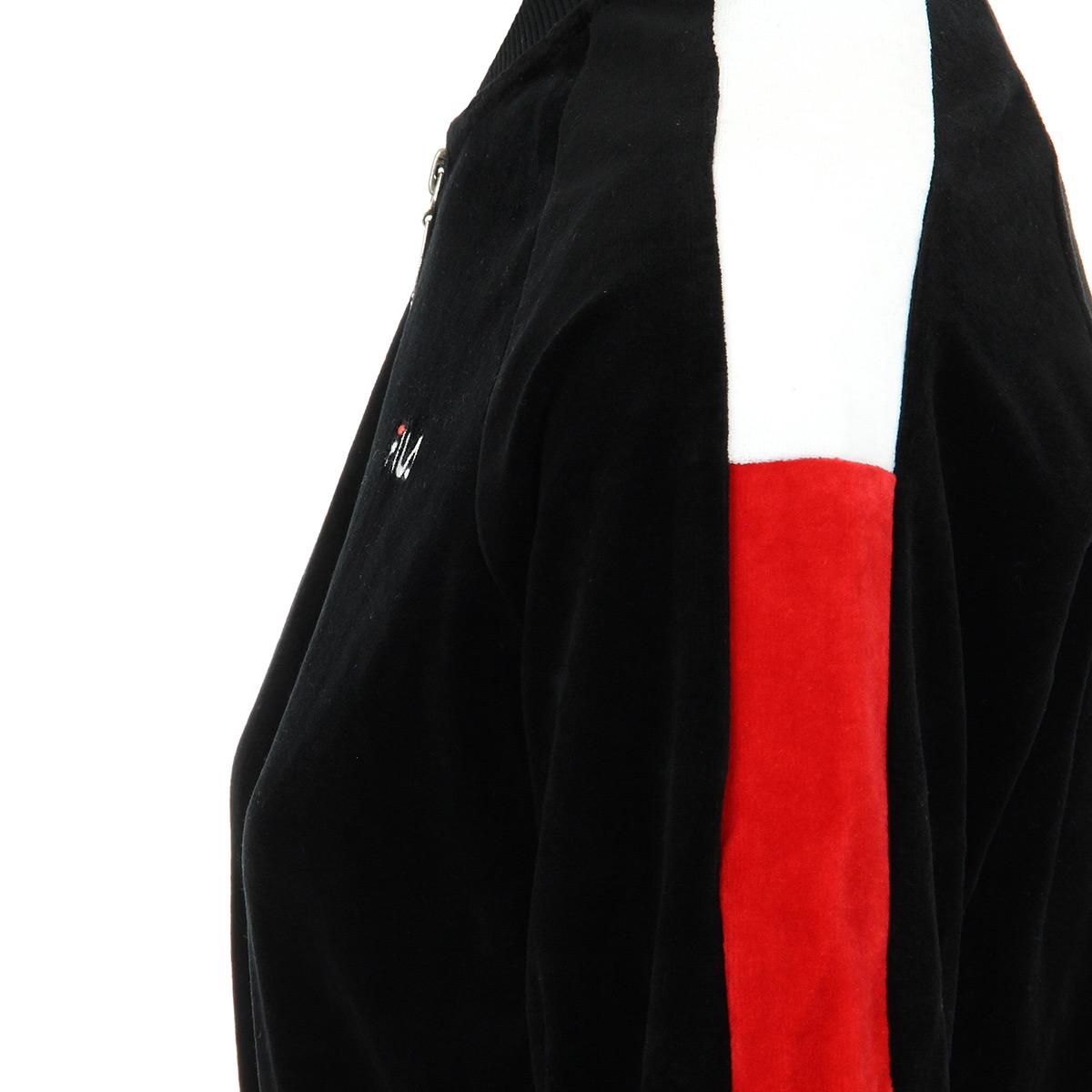 Fila Romy Track Jacket Velvet 682140002, Vestes sport femme