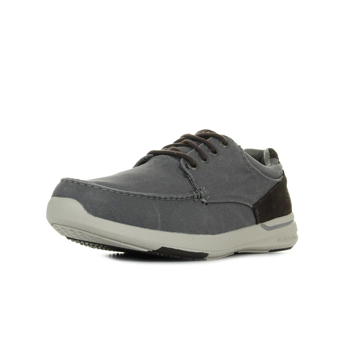 Hommes Chaussures Bateau Elent-arven Skechers ypiME