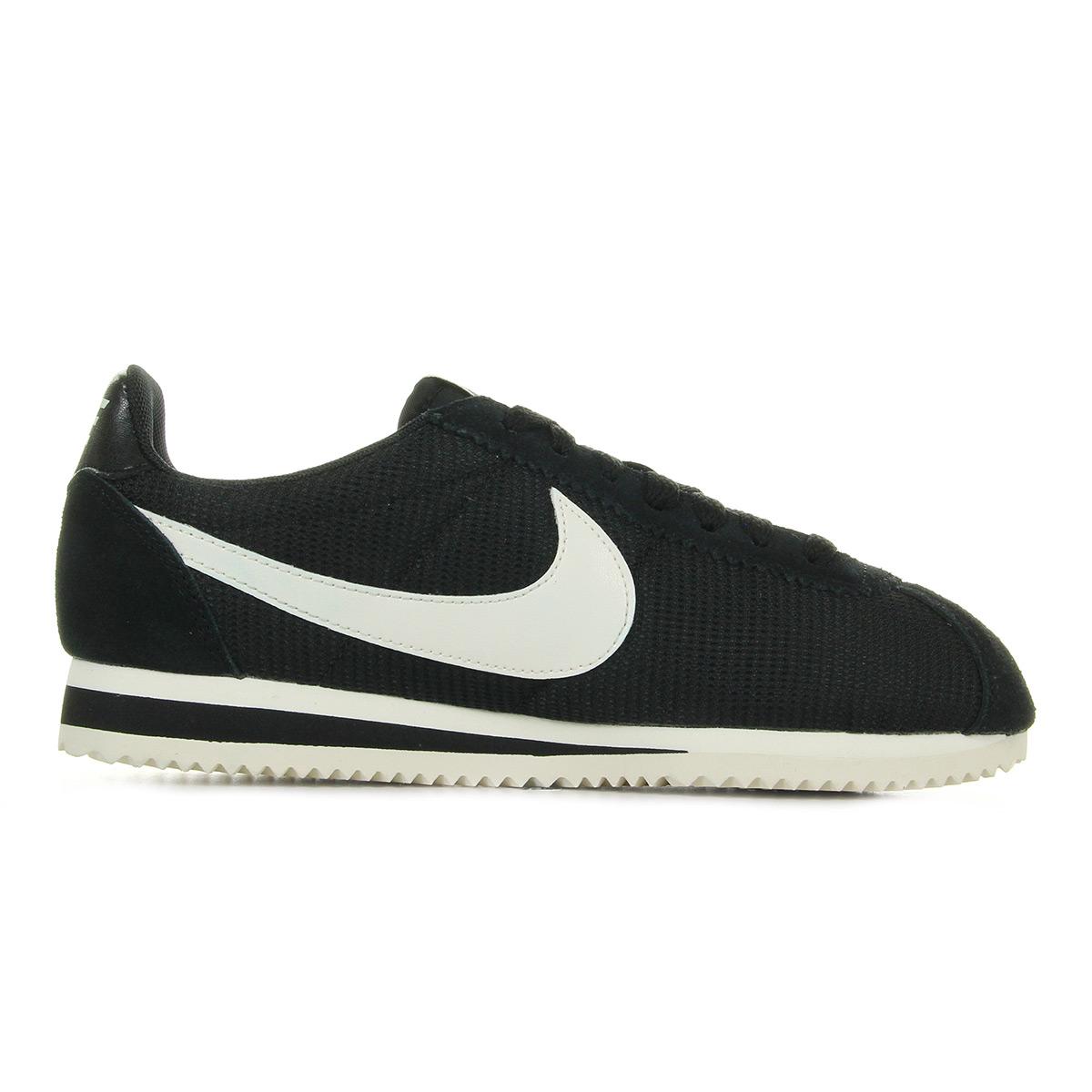 Nike Wmns Classic Cortez Nylon 749864006, Baskets mode femme