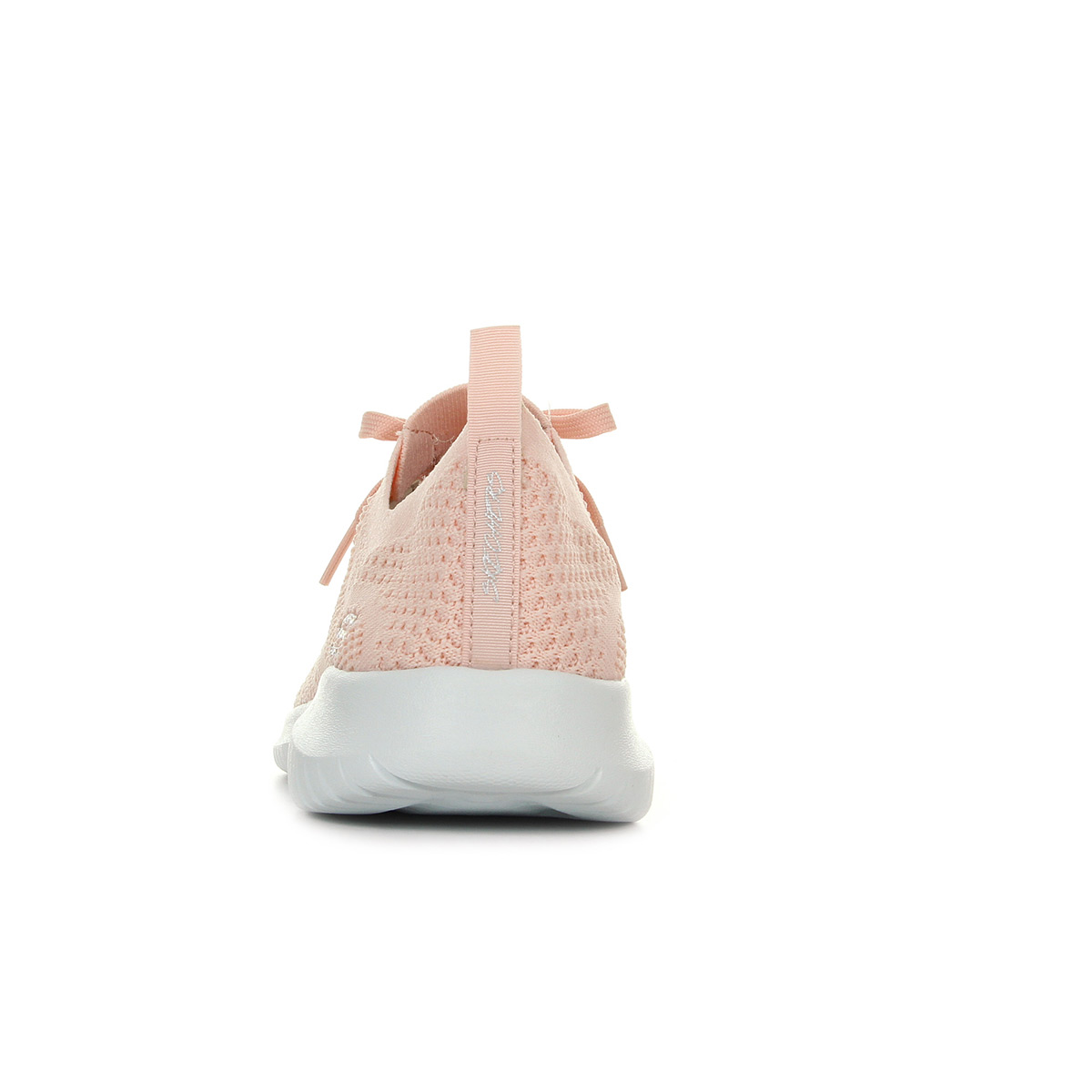 Skechers Ultra Flex Statements 12841LTPK, Baskets mode femme