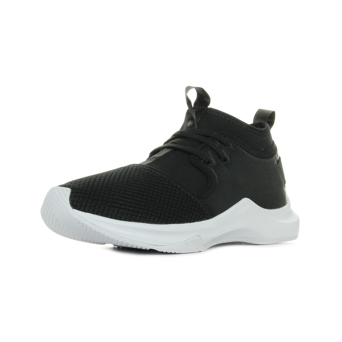 Chaussures Baskets Puma femme Phenom Low Satin EP Wn's taille Noir Noire