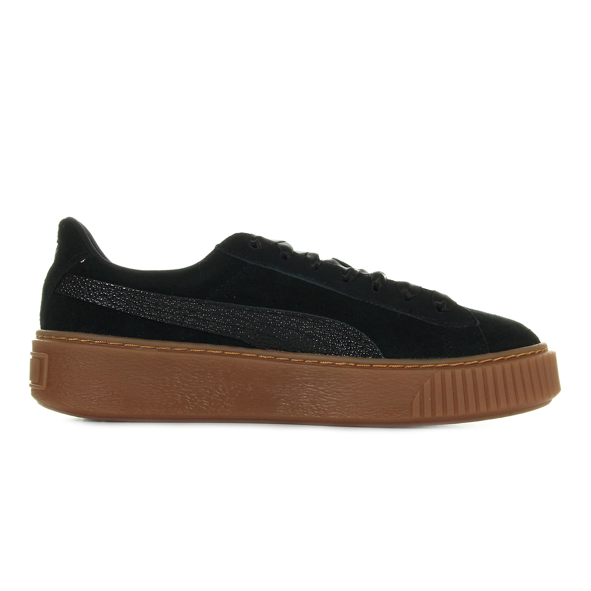 Puma Suede Platform Bubble W's 36643901, Baskets mode femme