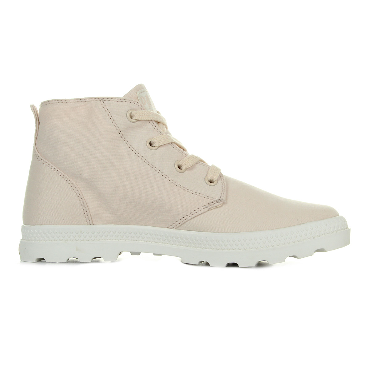 Palladium Pampa Free Cvsw Linen/Marshmallow 75182L75, Boots femme
