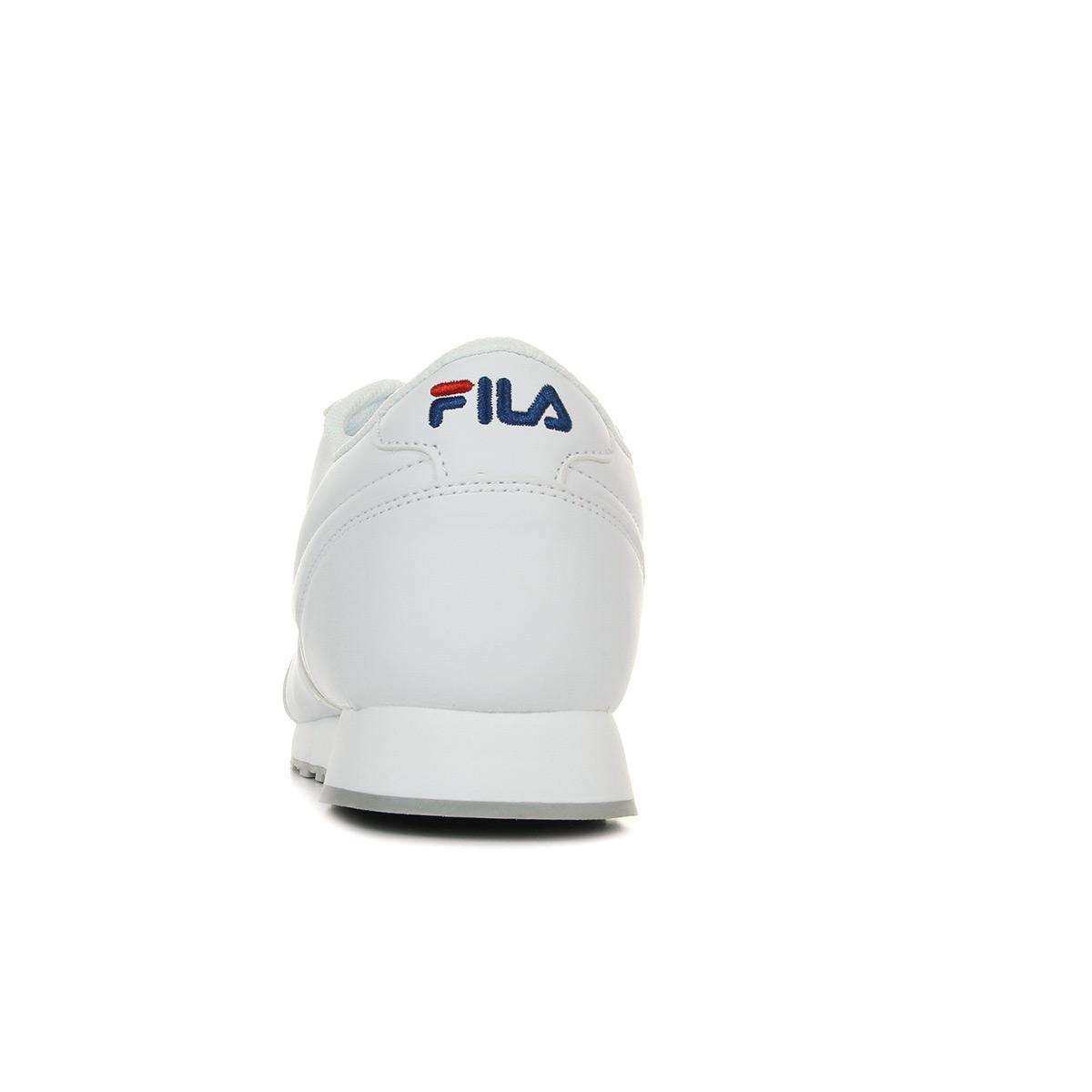 Fila Orbit Low 10102631FG, Baskets mode homme