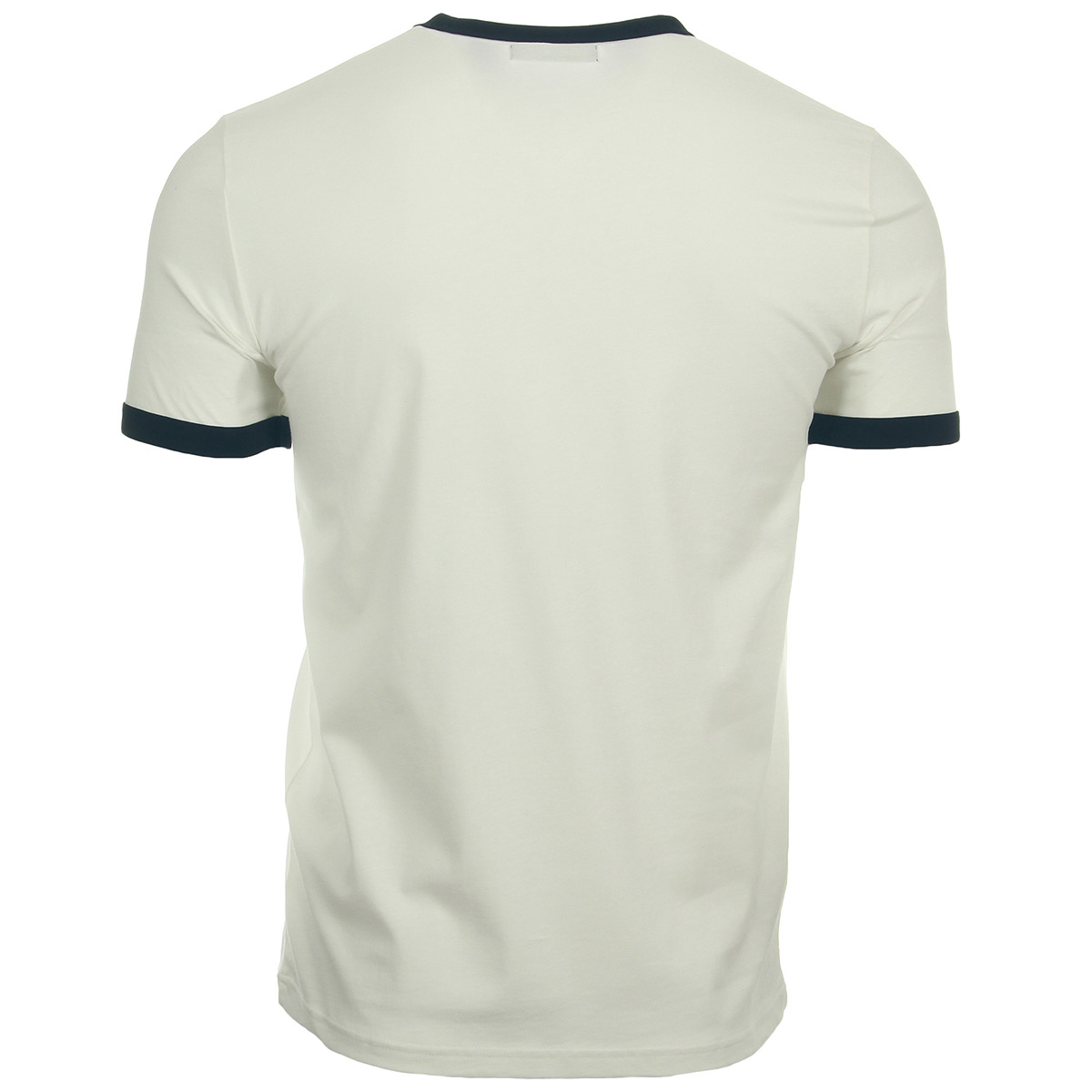 """Fred Perry Ringer T-Shirt """"Snow White"""" M3519313, T-Shirts homme"""