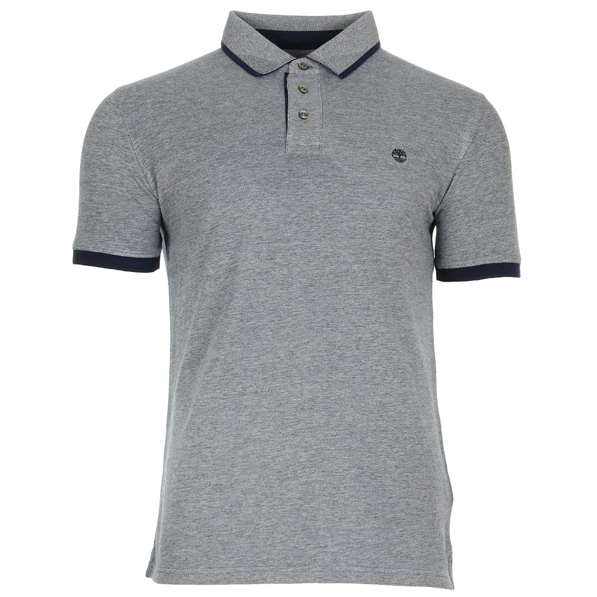 e727d2ff Timberland Millers River Oxford Polo Shirt CA1KF9J38, Polos homme