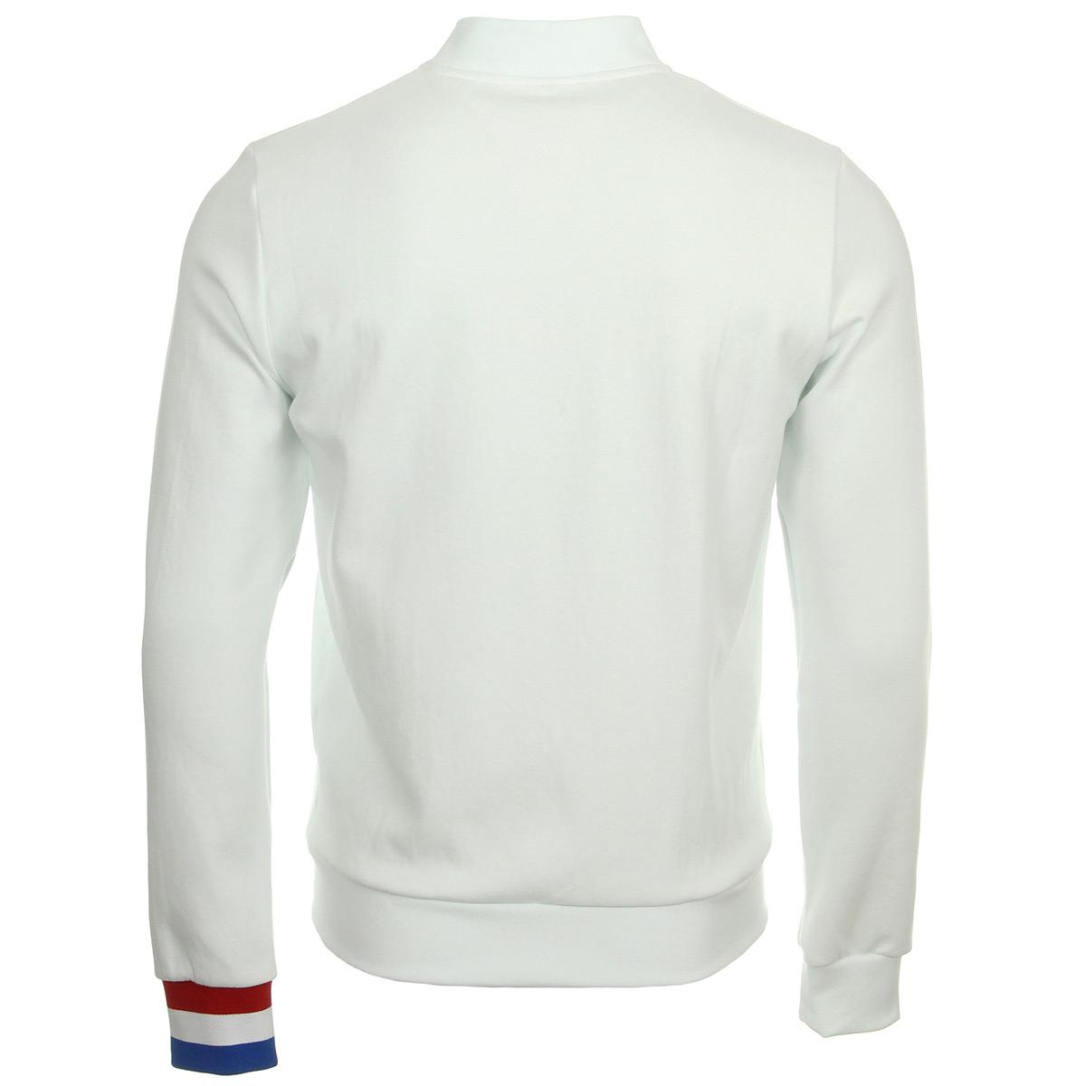 Le Coq Sportif Sweat Zippé Tricolore 1710524, Vestes sport homme