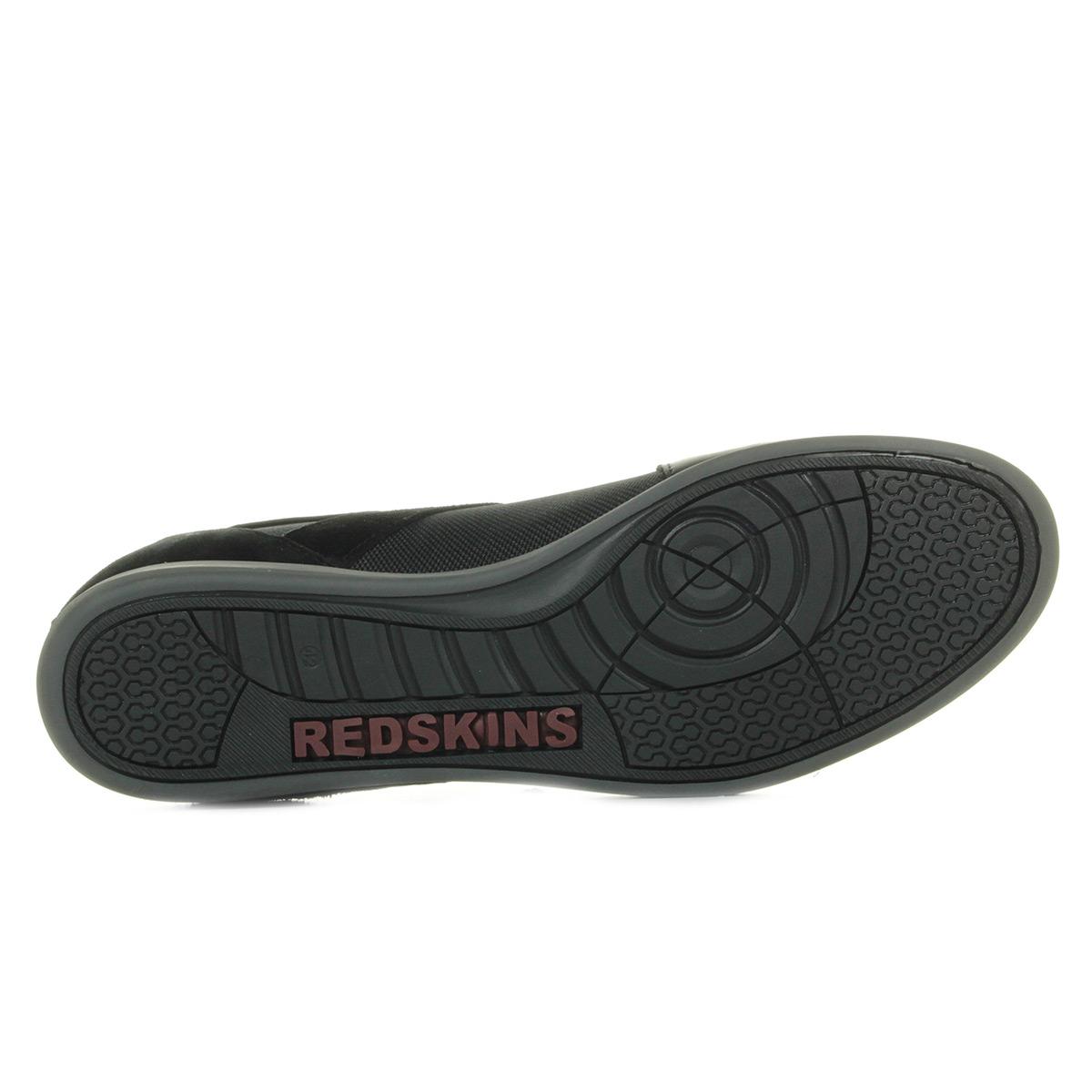 Redskins Wibou Noir VL52102727, Baskets mode homme