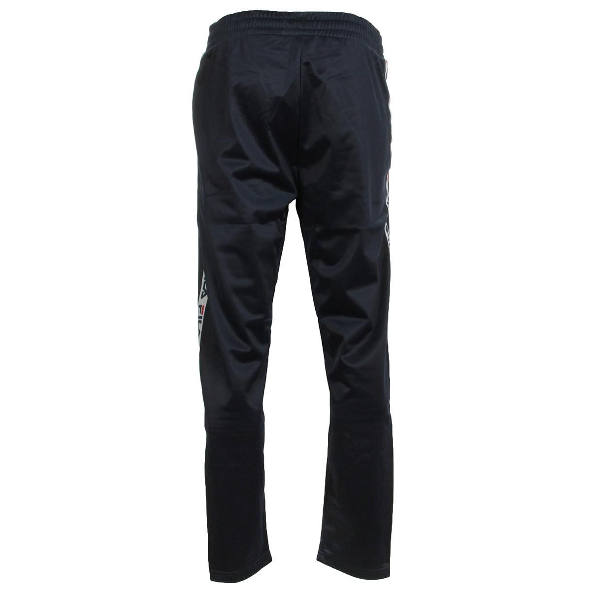 Fila Men Tape Track Pants 681868003, Pantalons homme