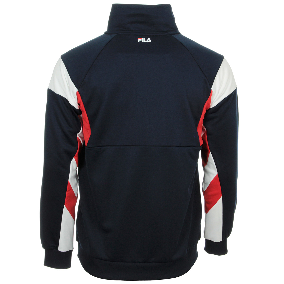 682151h07 Cfwft1x7fq Homme Zip Keith Half Men Fila Shirt Sport Vestes af65wqS1qv