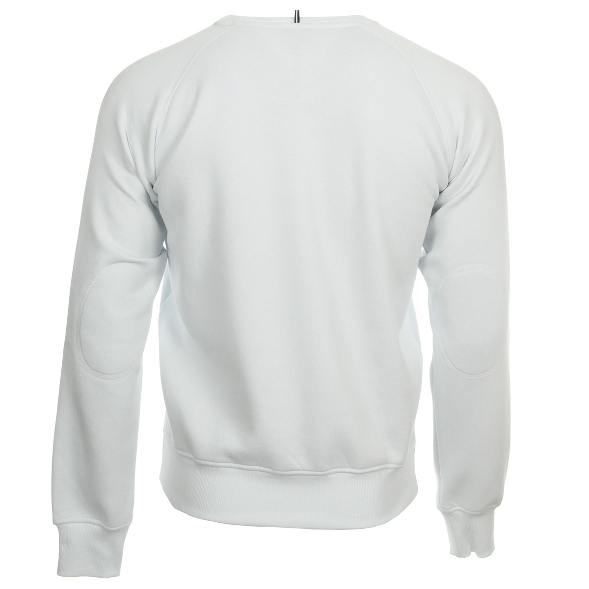 Ellesse Eh H Sws Col Rond Uni Blanc 1032NBLANC, Sweats