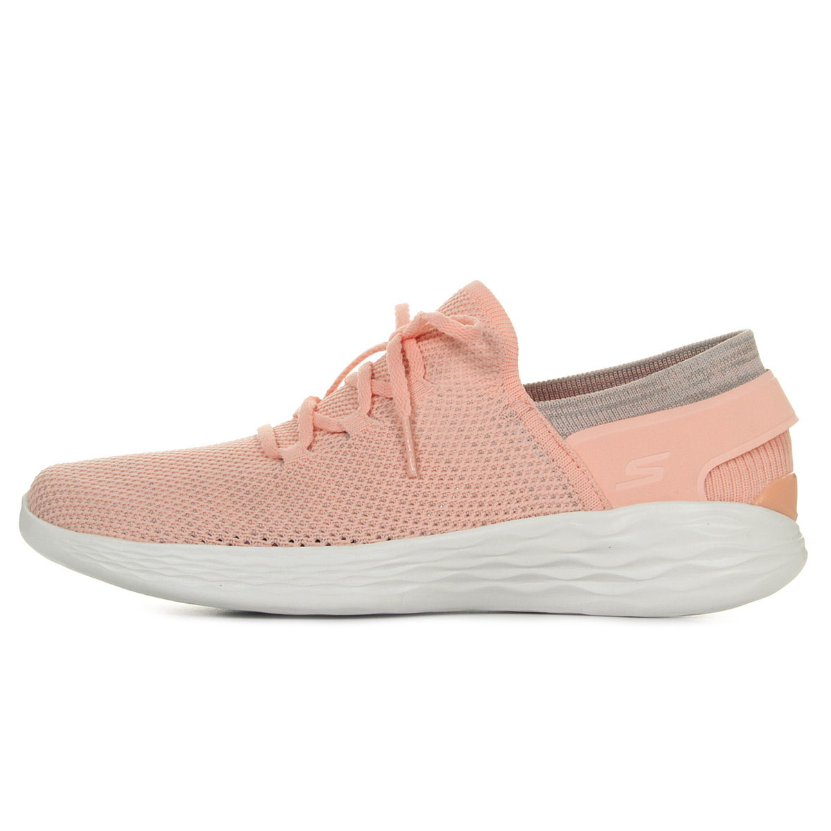 Skechers You Spirit 14960PCH, Baskets mode femme