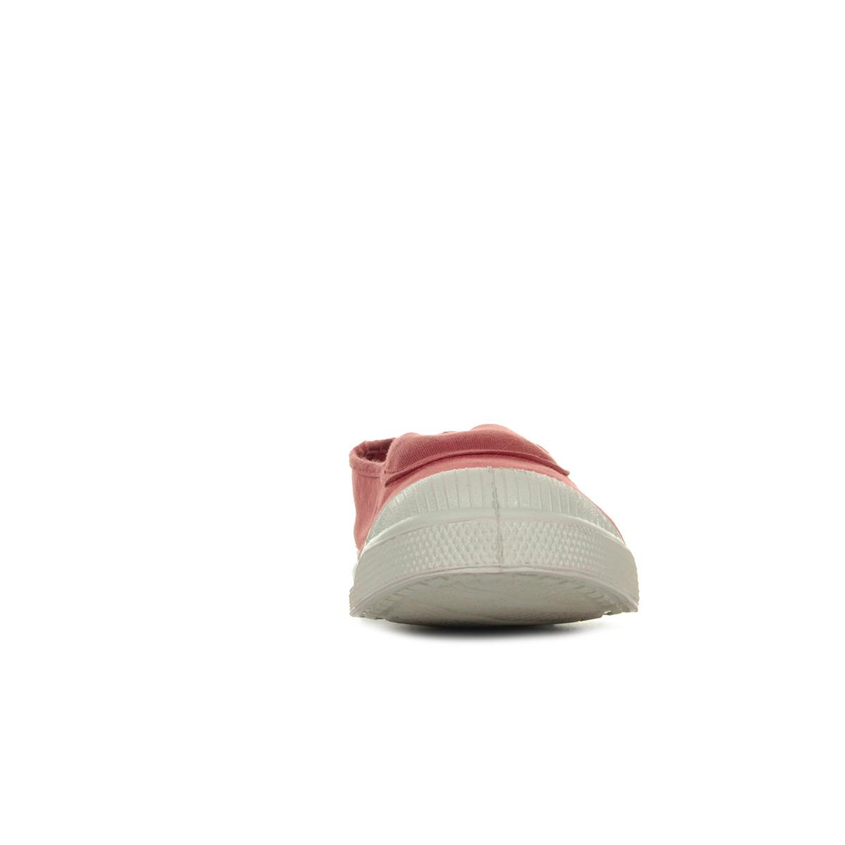 Bensimon Tennis Elastique Vieux Rose F15002C15B437, Baskets mode femme