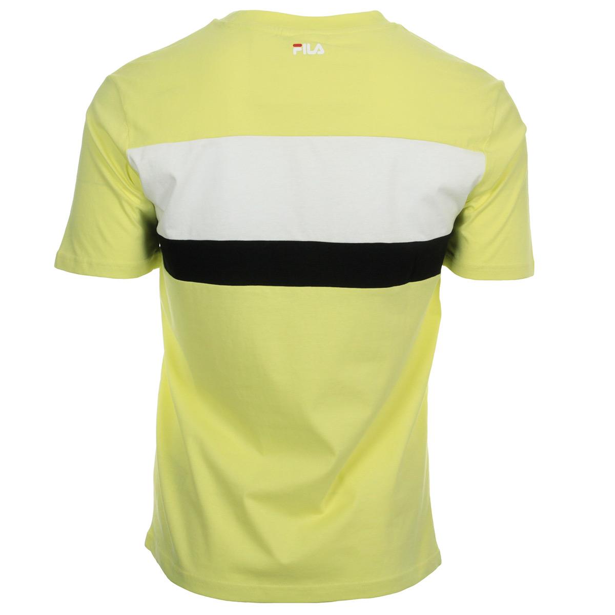 Fila Aaron Tee SS Men 682181I76, T-Shirts