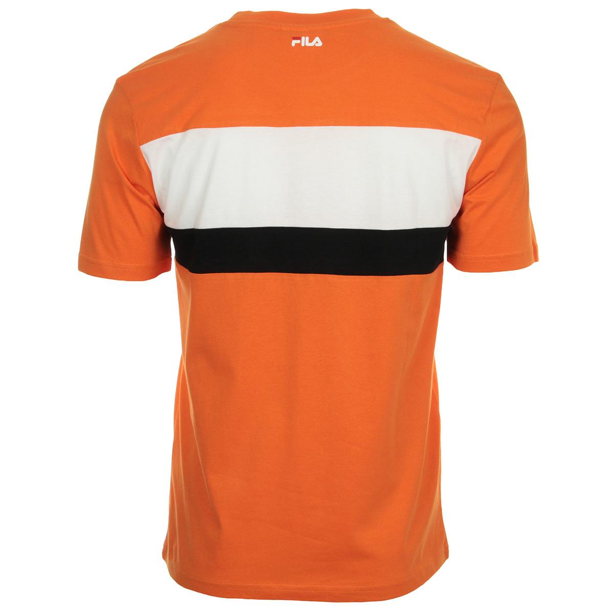 Fila Aaron Tee SS Men 682181J52, T-Shirts homme