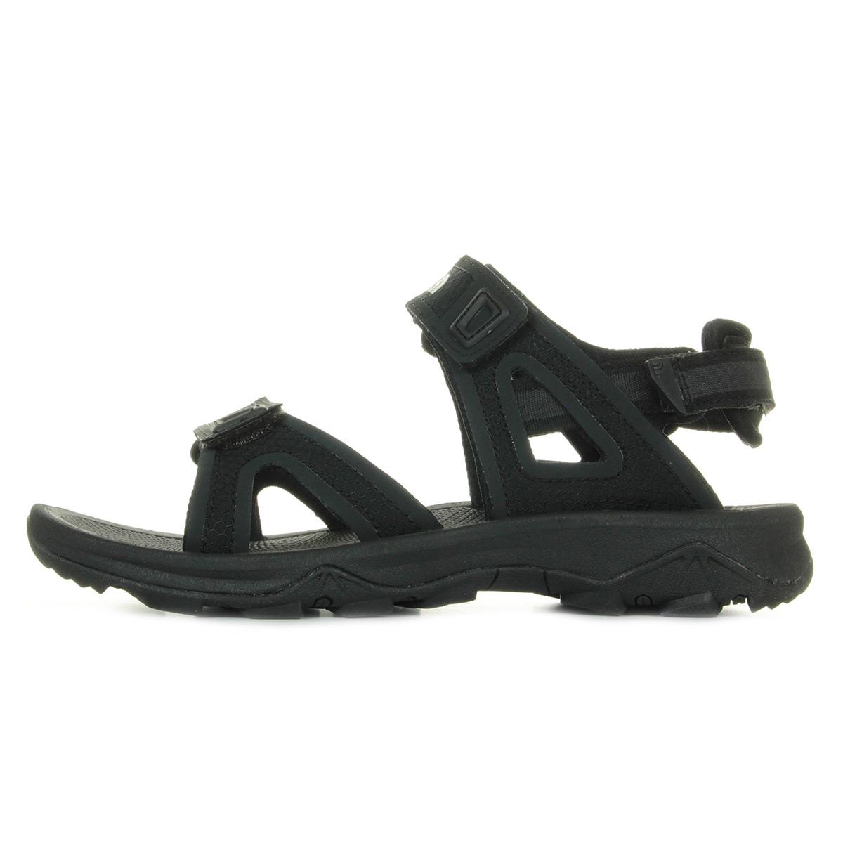 The North Face Hedgehog Sandal II T0CXS5LQ6 noir sandales adidas Pro Model  80s chaussures 4 Palladium 32122cd38356