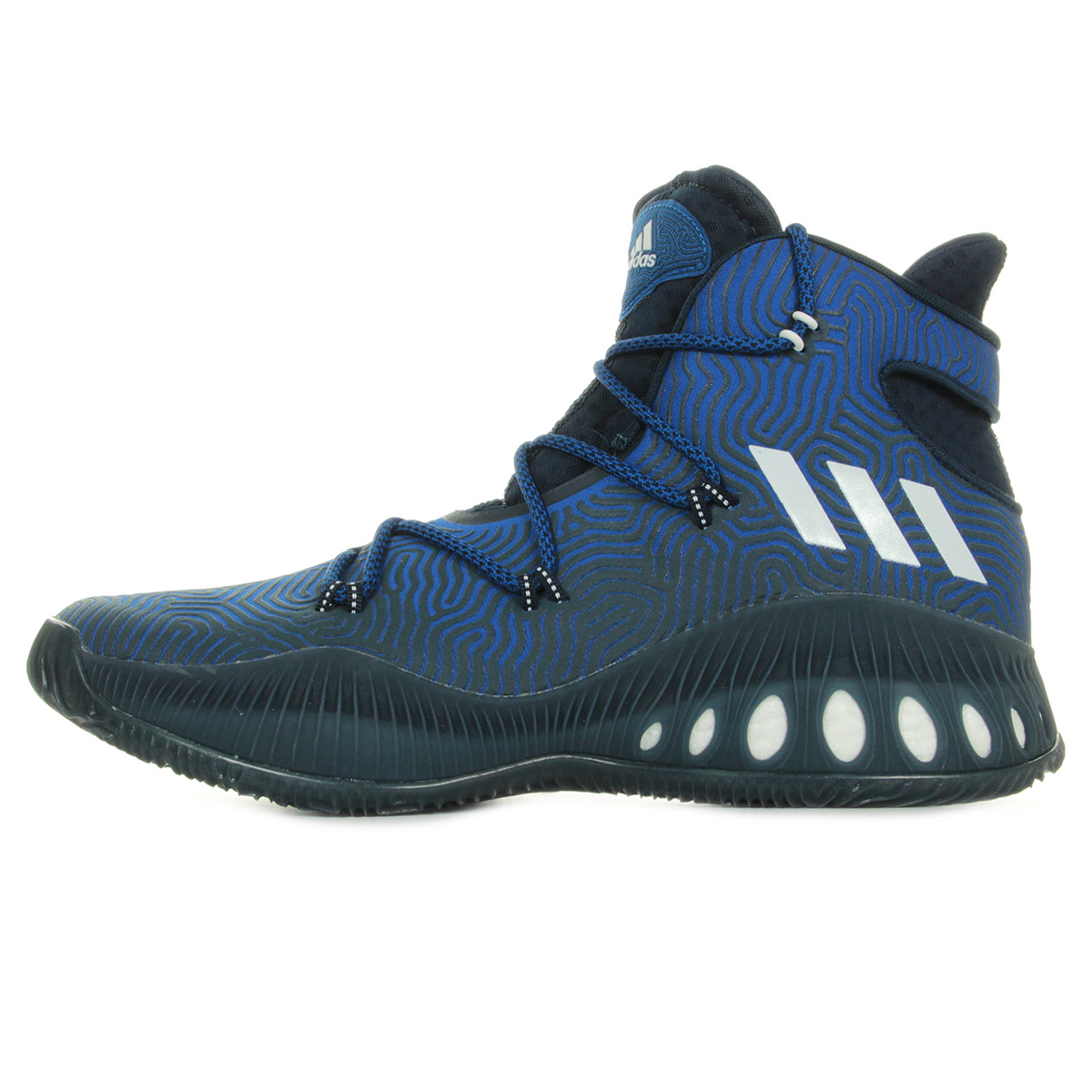 adidas Performance Crazy Explosive B49394, Basketball homme