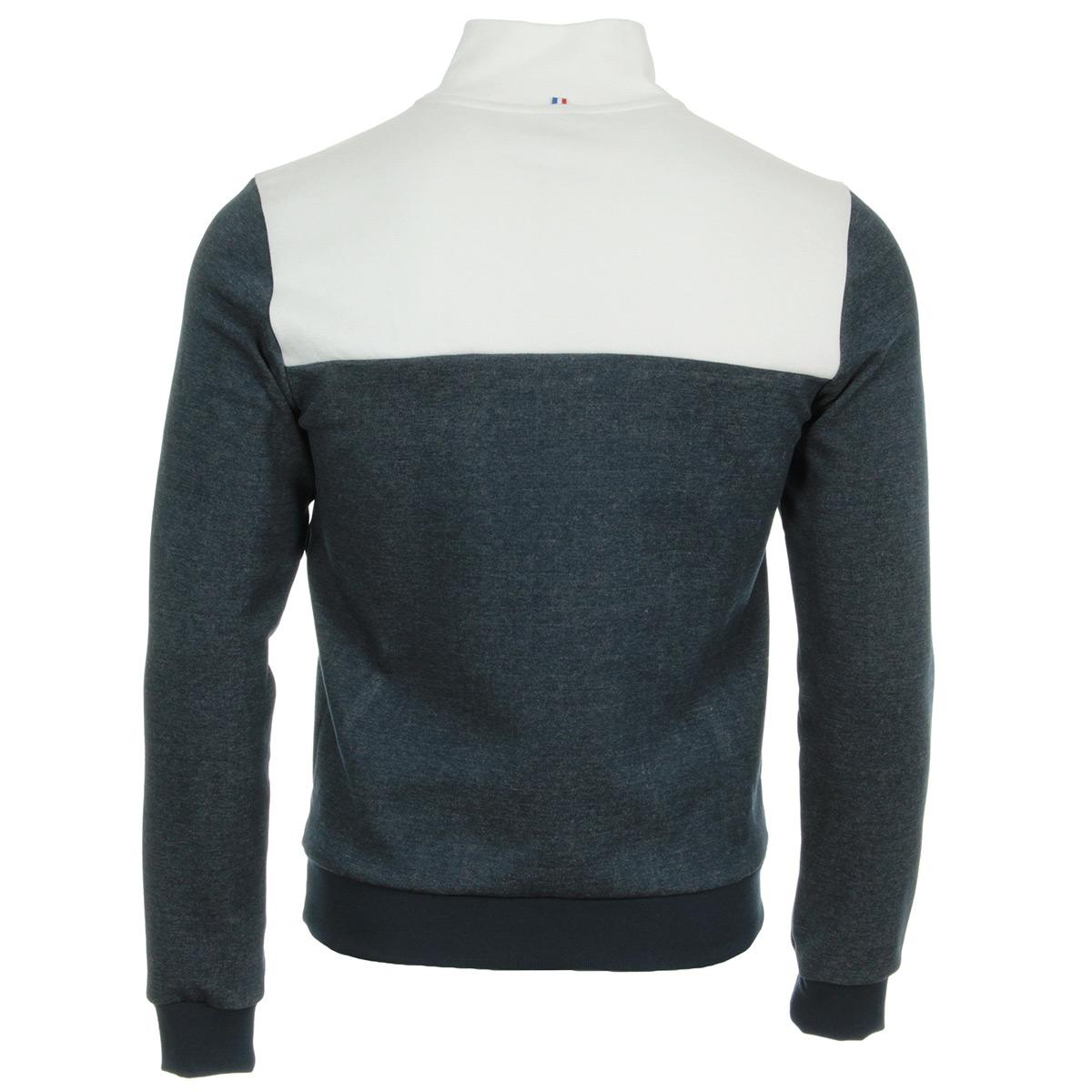 Le Coq Sportif Tri Sweat 1/2 Zip N°1 1810458, Sweats homme