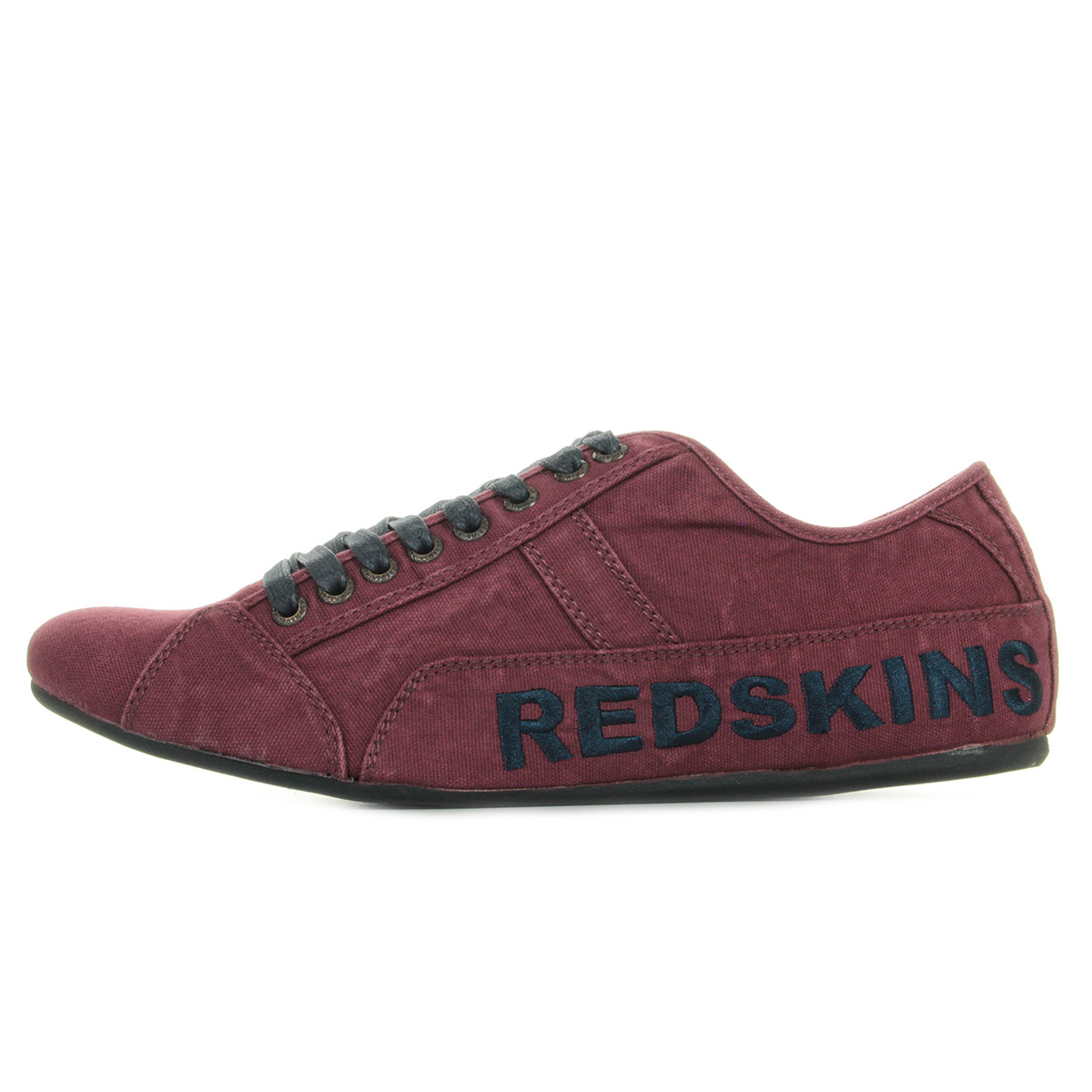 Redskins Tempo 406 Bordeaux Marine HP631A6406, Baskets mode homme