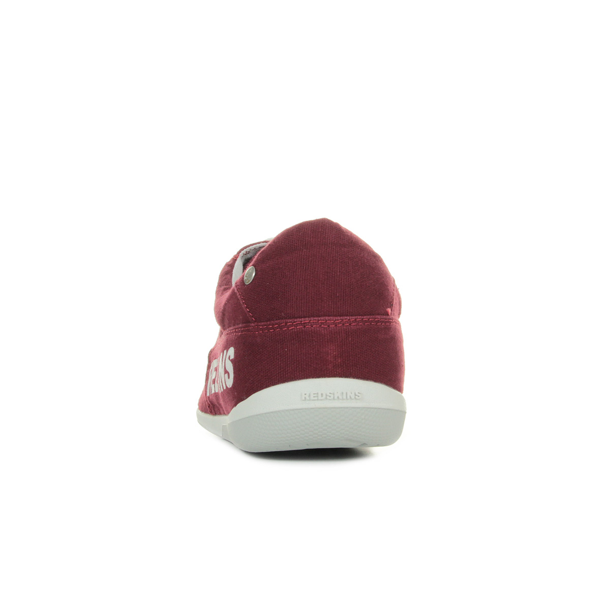 Redskins Hobbs 445 Bordeaux Blanc TK441VH445, Baskets mode homme