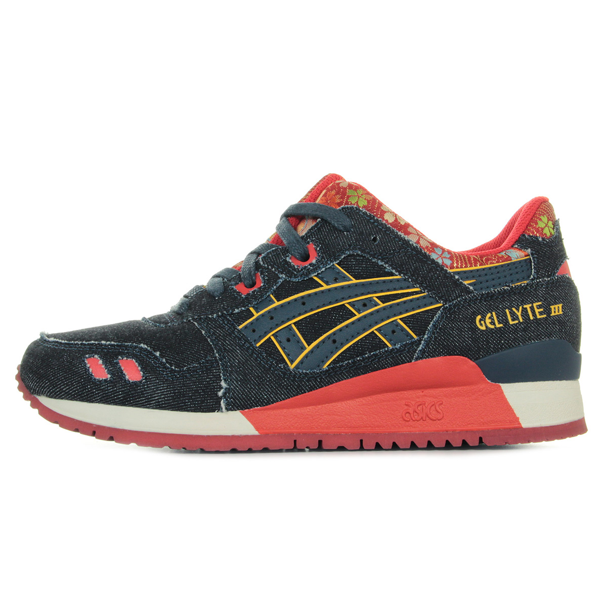 Asics Gel Lyte III H5L2N5050, Baskets mode