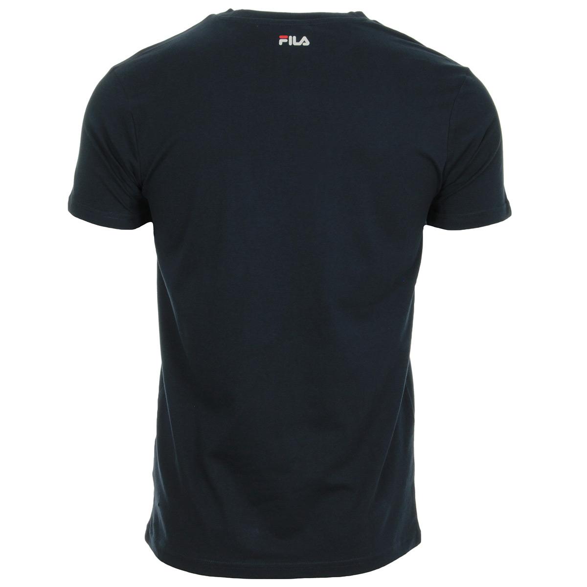 Fila Evan Tee SS 682157170, T-Shirts homme