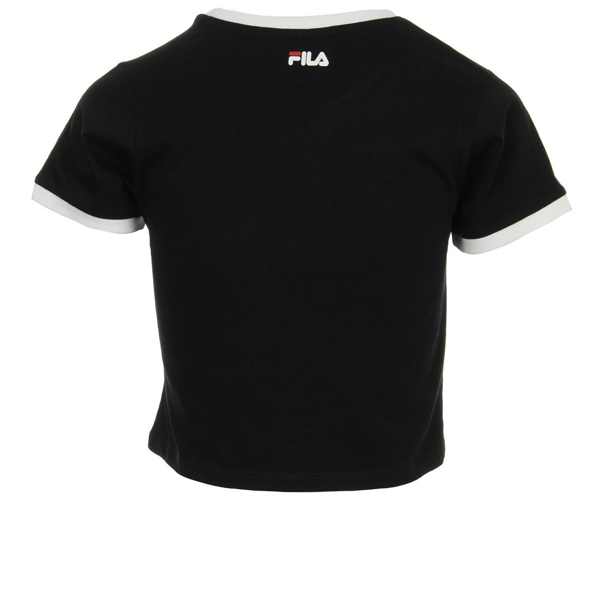 Fila Ashley Cropped Tee W 682101E09, T-Shirts femme