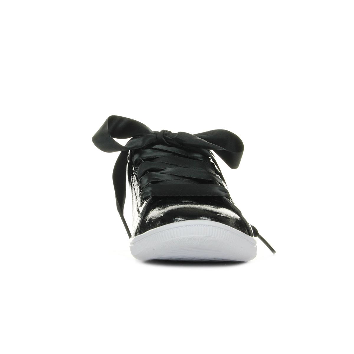 Puma Vikky Ribbon Patent 36641701, Baskets mode femme