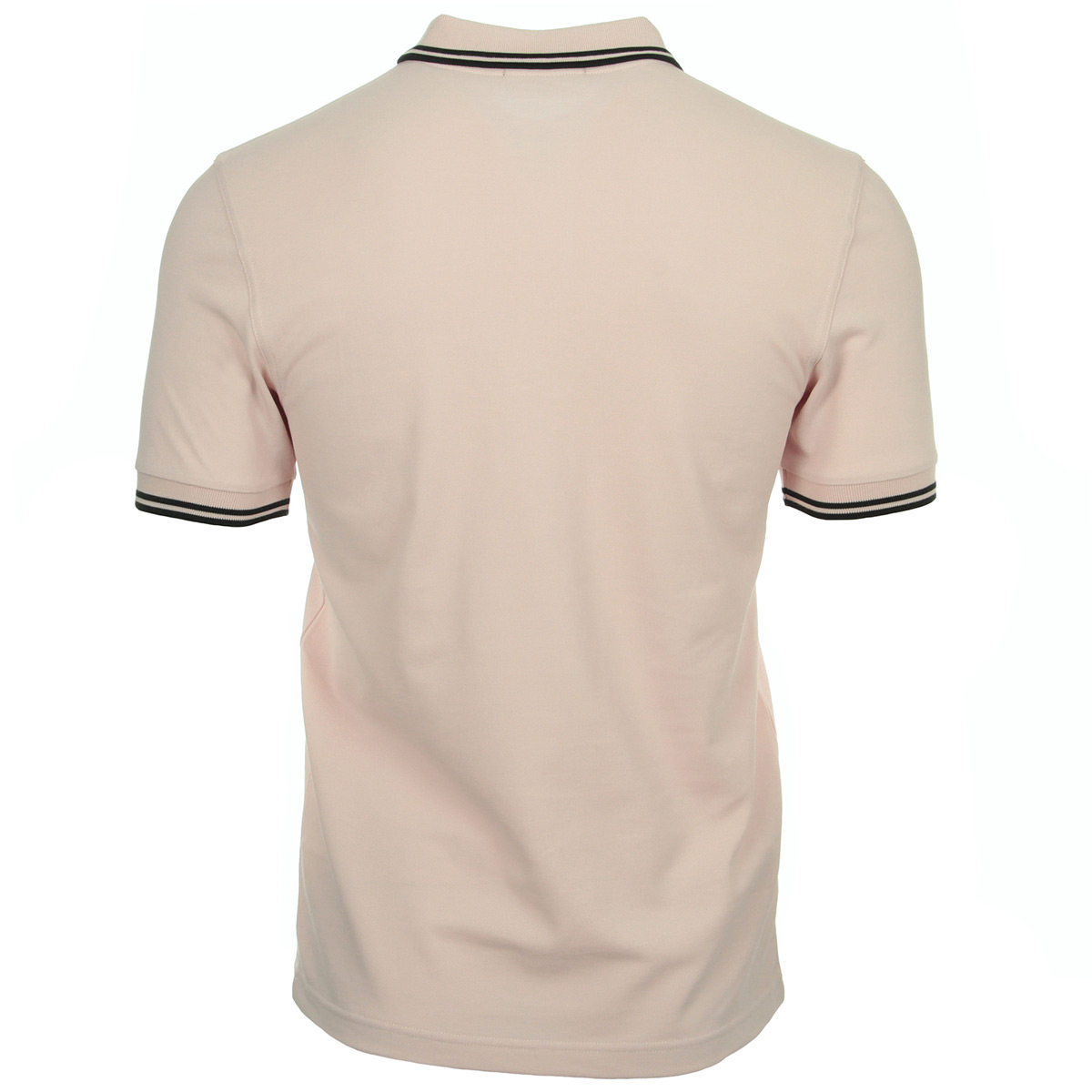 Fred Perry Twin Tipped Shirt Faded Pink M3600A10, Polos homme