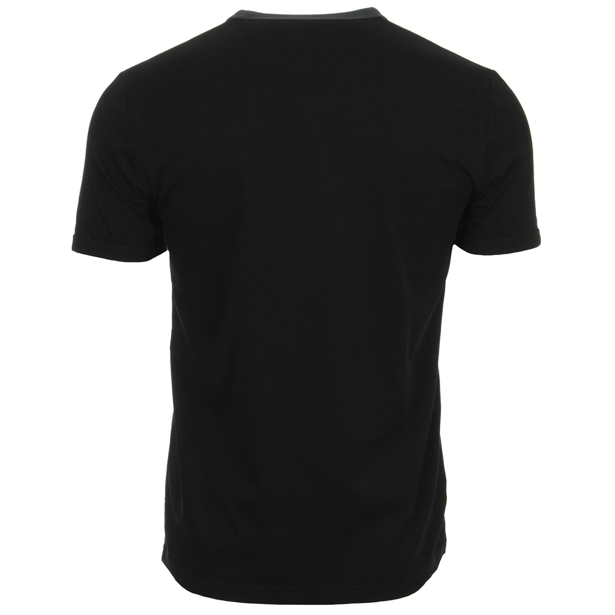Fred Perry Colour Block Panel T-shirt Black M2544198, T-Shirts homme