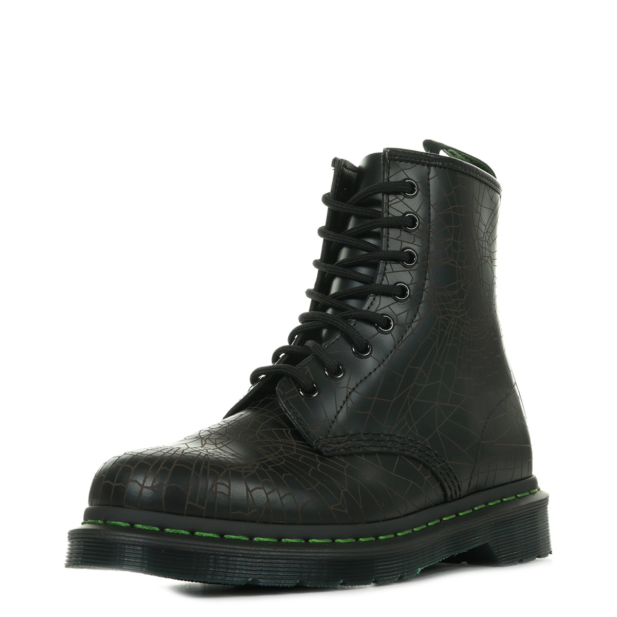Smooth Web Skull DrMartens SW 23901001Boots femme 1460 Nk0wPO8nXZ