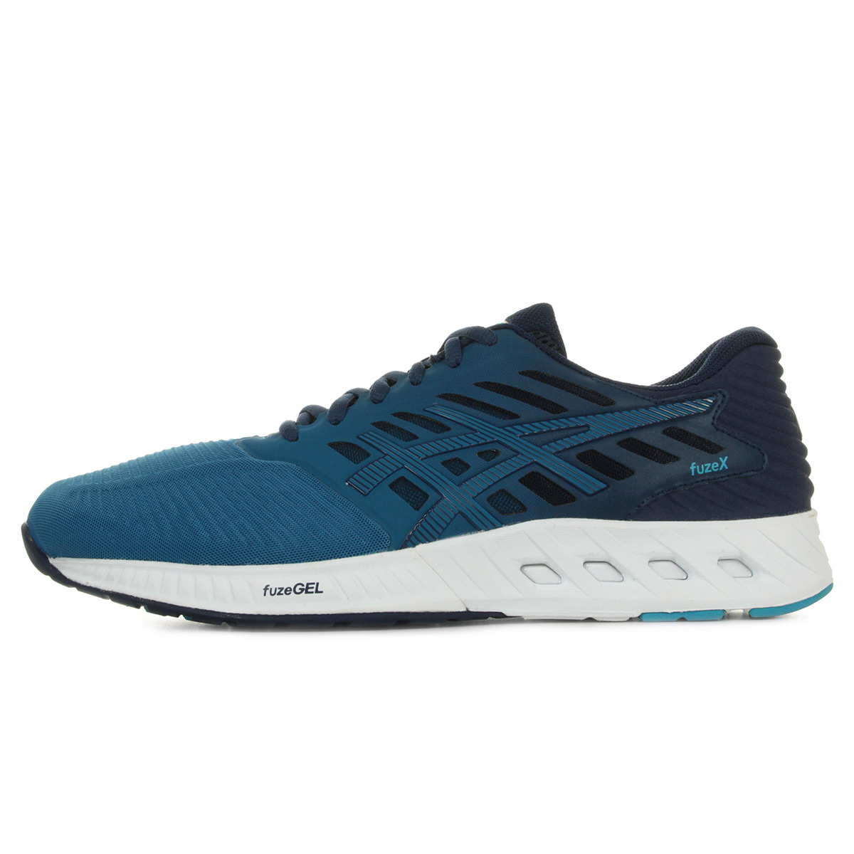 taille basket asics homme