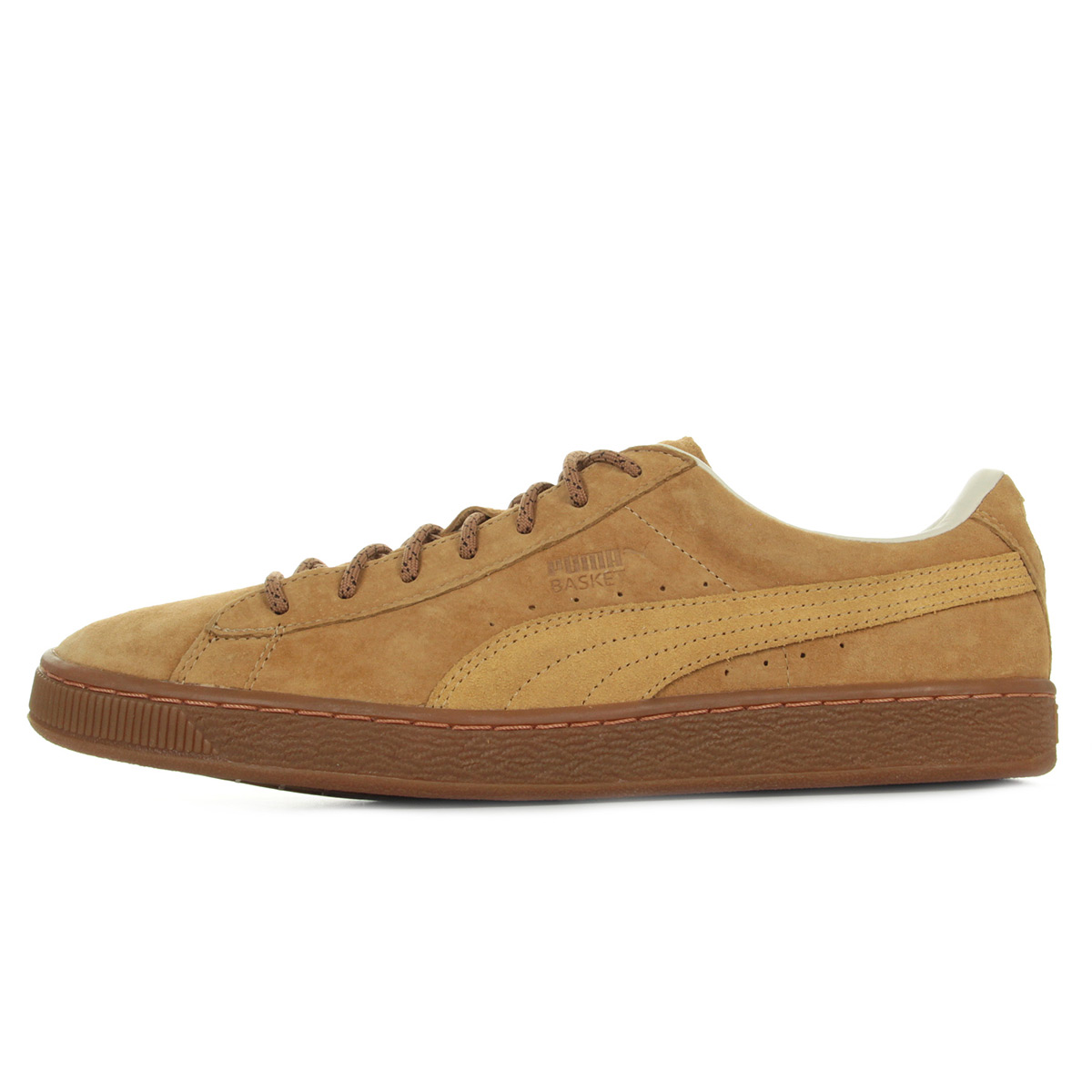 "Puma Basket Classic Winterized ""Taffy"" 36132401, Baskets mode homme"
