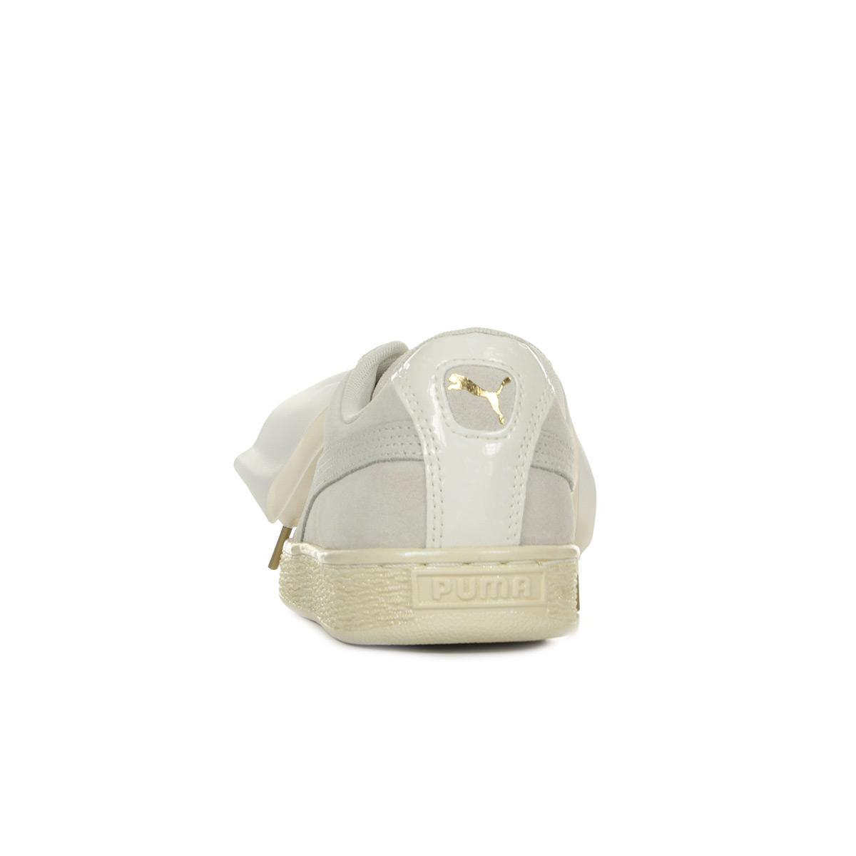 Puma Suede Heart Satin Wn's 36271404, Baskets mode femme