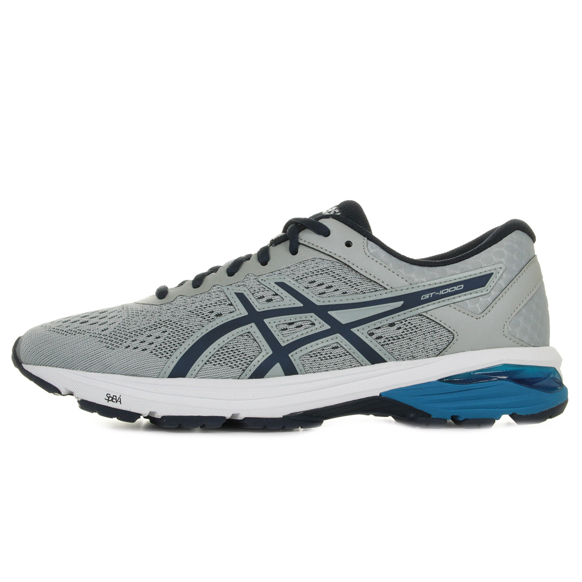 b4c1fdb2c11c Chaussures Asics homme GT-1000 6 Running taille Gris Grise ...