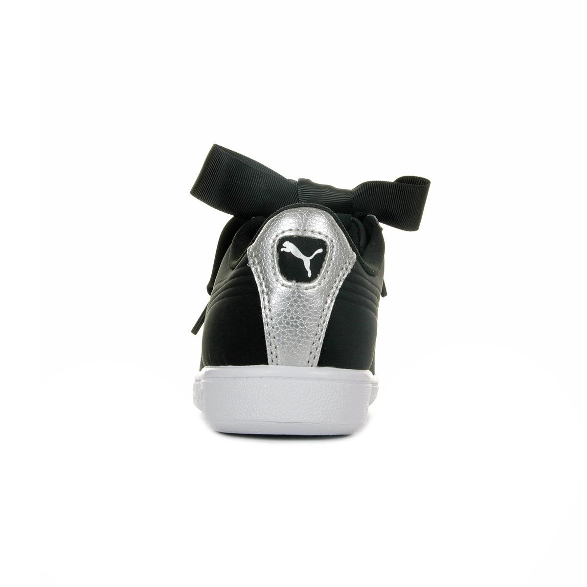 basket puma femme vikky ribbon