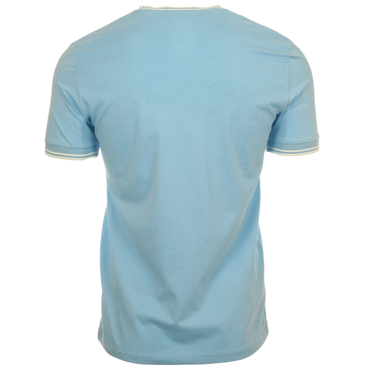 Fred Perry Twin Tipped T-Shirt Sky Blue M1588975, T-Shirts homme