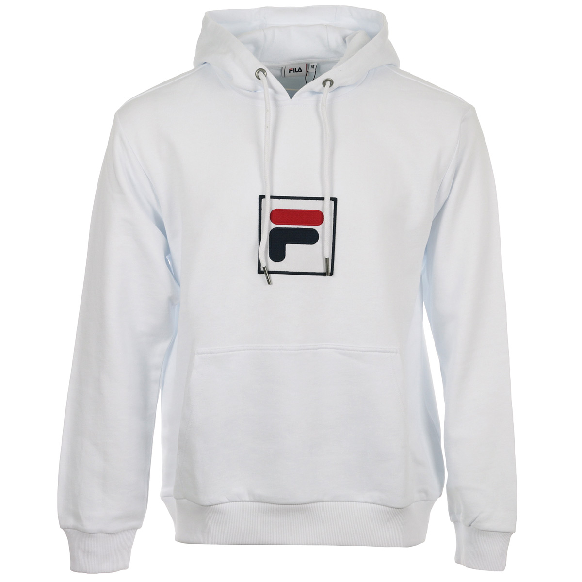 Fila Shawn Hooded Sweat | Gris | Pull over à capuche