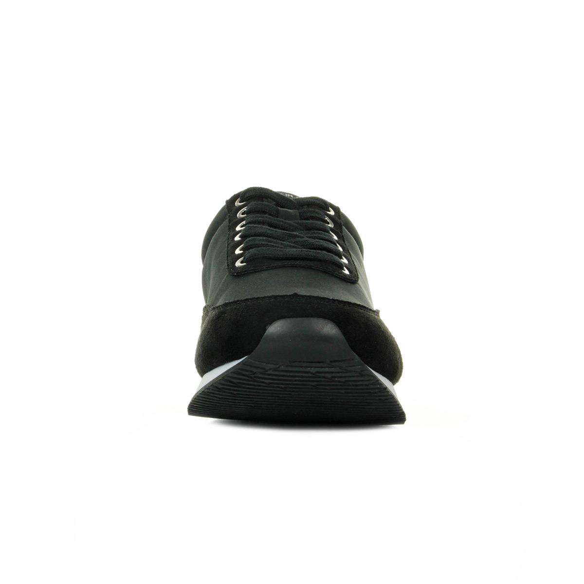 Calvin Klein Tabata Nylon RE9802BLACK, Baskets mode femme 9c4761a700a1