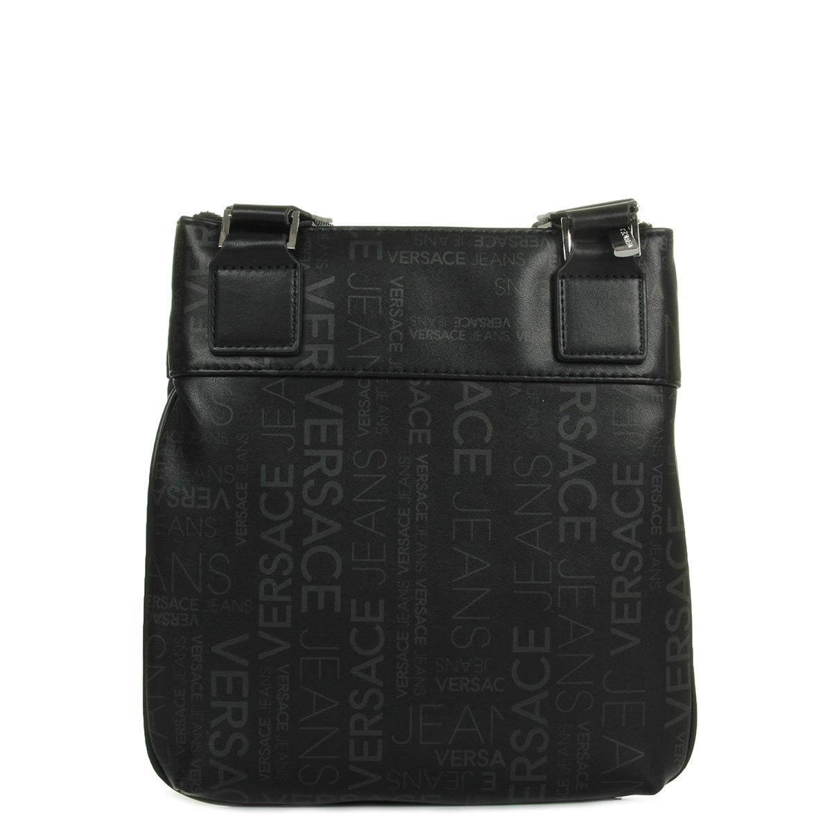 e4719e40e8 Sacs bandoulière Versace Jeans unisexe Linea Logo All Over Dis 5 ...