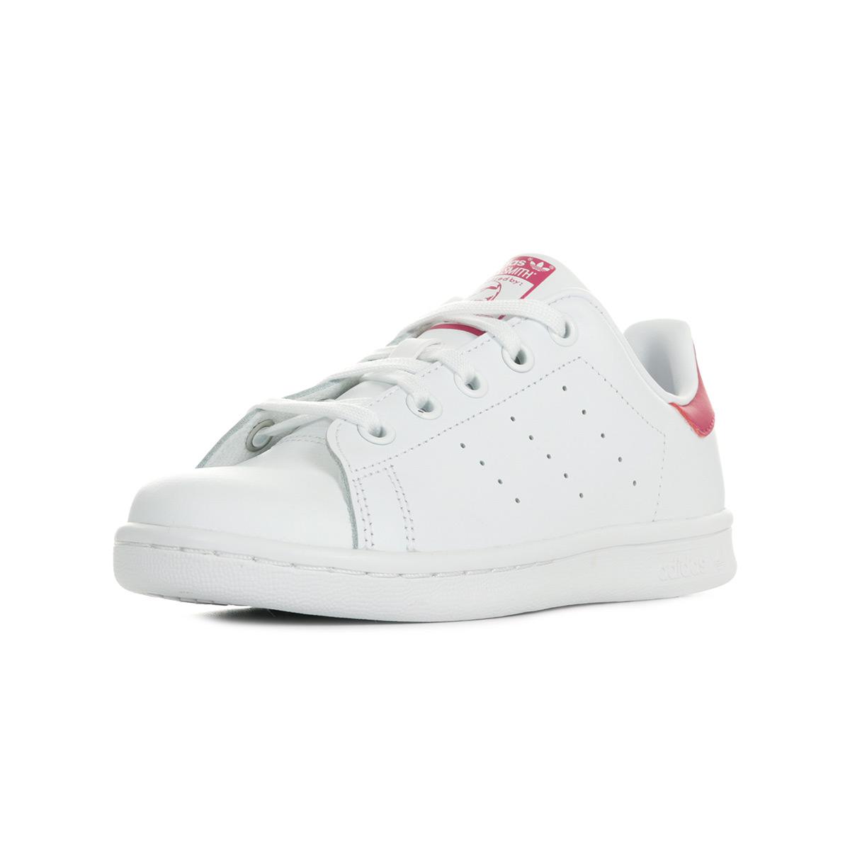 plus de photos c7291 952e9 adidas Stan Smith C BA8377, Baskets mode fille