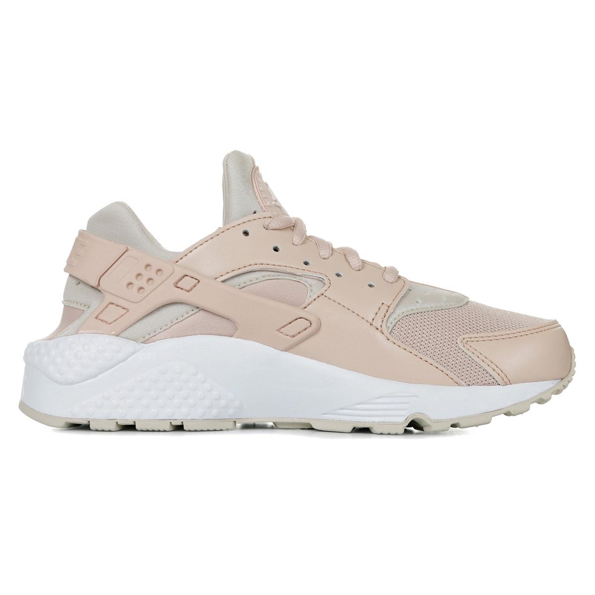 Chaussures-Baskets-Nike-femme-Wn-039-s-Air-Huarache-Run-034-Desert-Sand-034-taille-Beige miniature 4