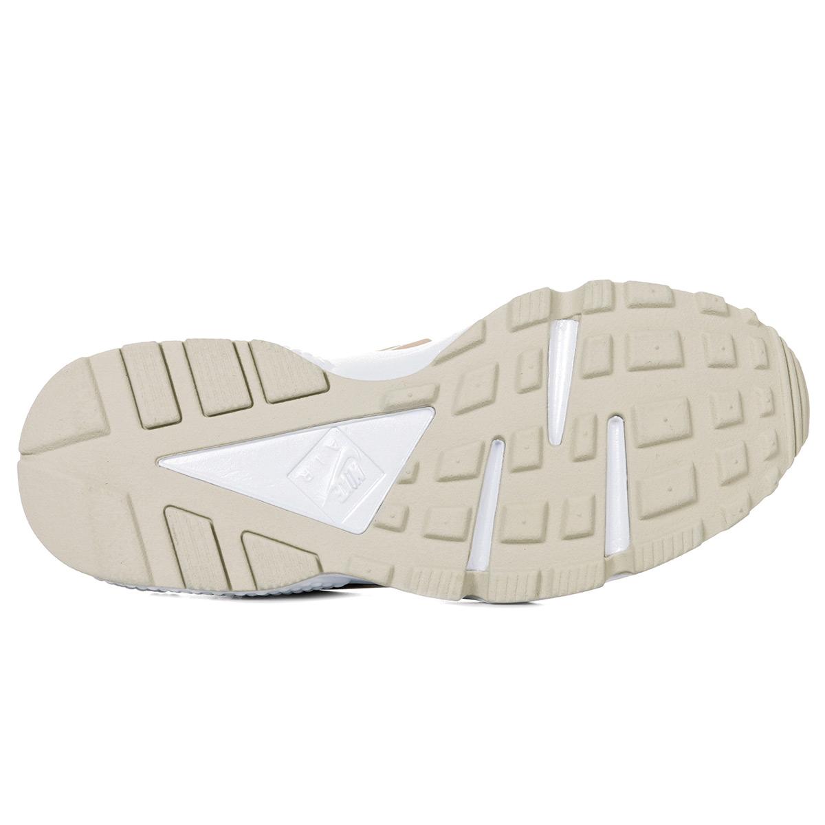 Chaussures-Baskets-Nike-femme-Wn-039-s-Air-Huarache-Run-034-Desert-Sand-034-taille-Beige miniature 6